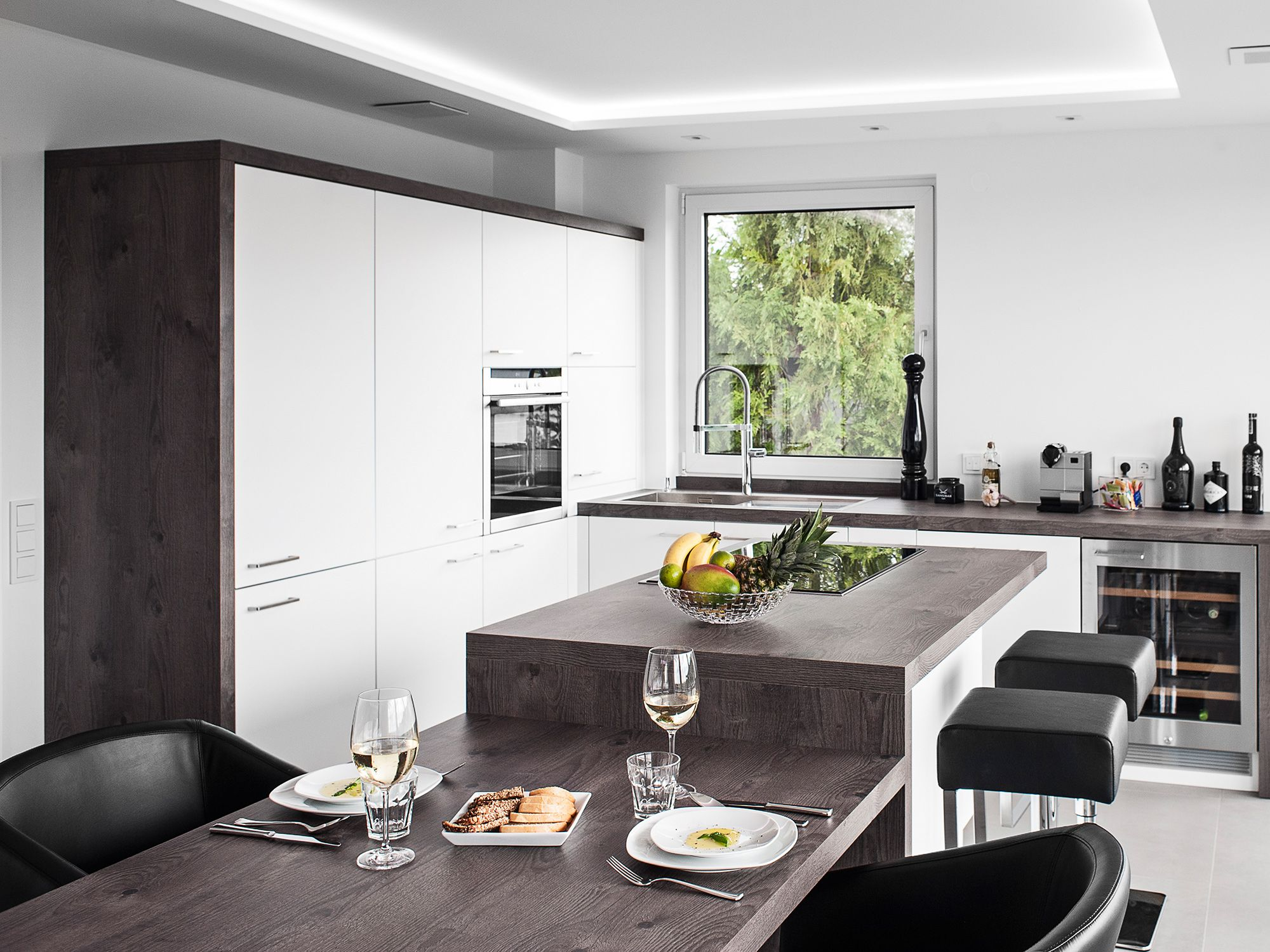 Küche Penthouse Waiblingen KLINGLER