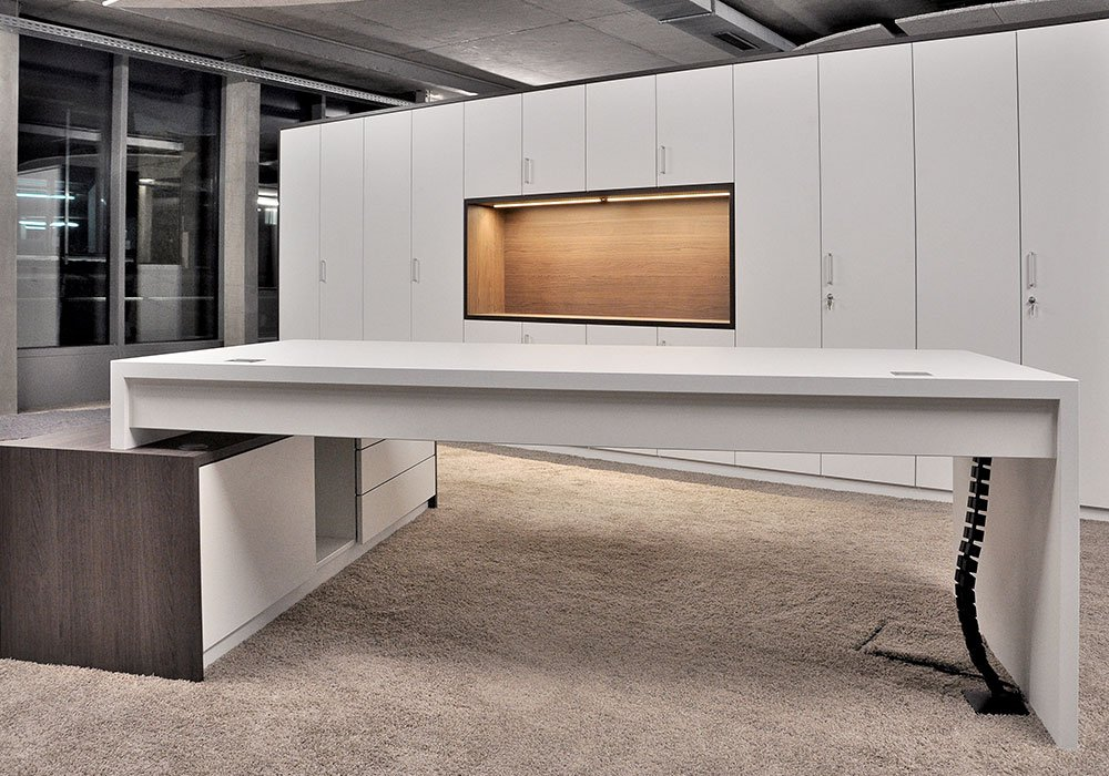 Büromöbel Waiblingen Effizienz Und Wohlbefinden